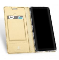 2834 - Dux Ducis Skin кожен калъф за Samsung Galaxy Note 8
