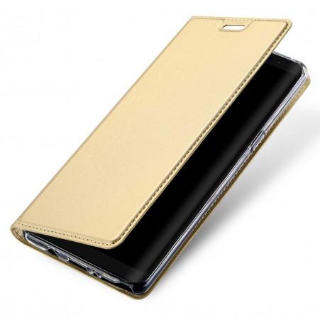 2835 - Dux Ducis Skin кожен калъф за Samsung Galaxy Note 8