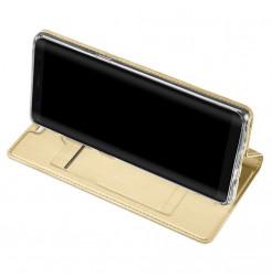 2836 - Dux Ducis Skin кожен калъф за Samsung Galaxy Note 8