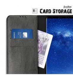 2857 - MadPhone Classic кожен калъф за Samsung Galaxy Note 8