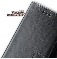 2858 - MadPhone Classic кожен калъф за Samsung Galaxy Note 8