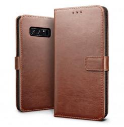 2866 - MadPhone Classic кожен калъф за Samsung Galaxy Note 8