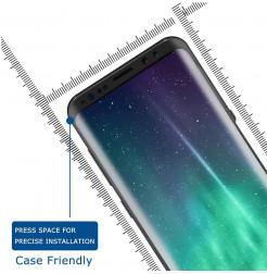 2883 - 3D стъклен протектор за целия дисплей Samsung Galaxy Note 9