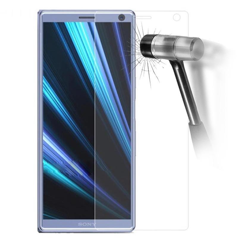 2953 - MadPhone стъклен протектор 9H за Sony Xperia 10 Plus