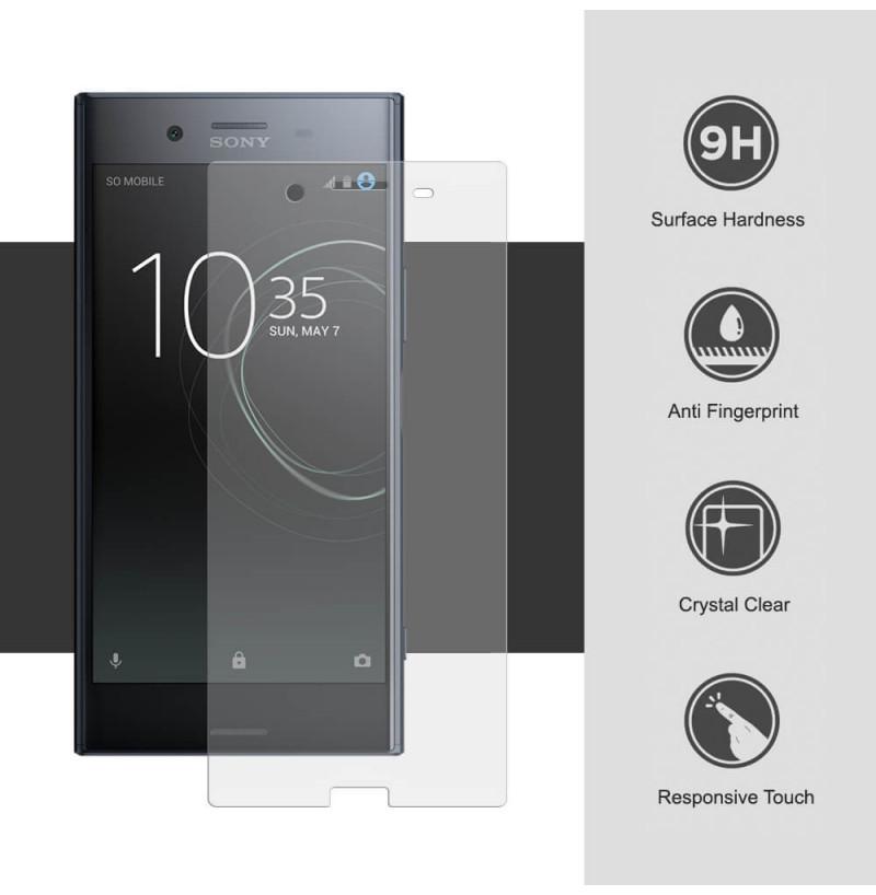 2966 - MadPhone стъклен протектор 9H за Sony Xperia XZ Premium