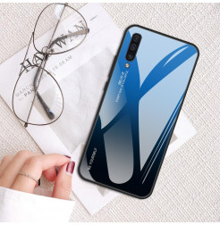 305 - NXE Sky Glass стъклен калъф за Samsung Galaxy A50 / A30s