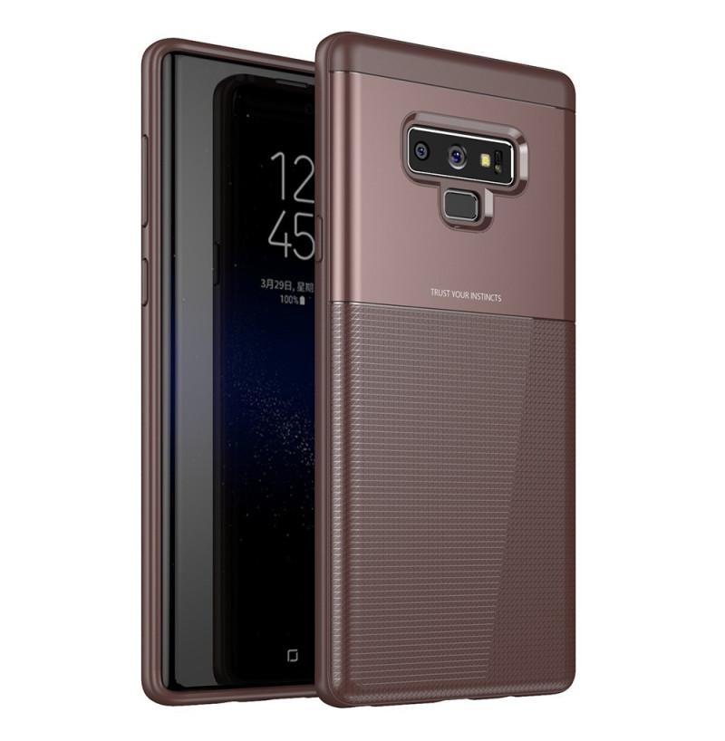 3083 - iPaky Grid хибриден калъф за Samsung Galaxy Note 9