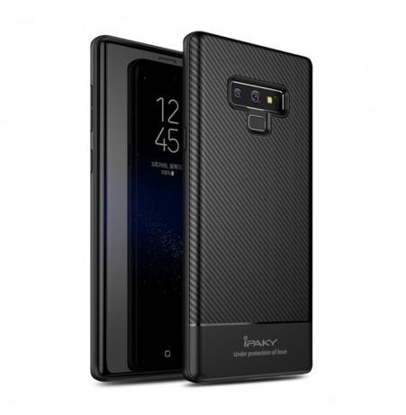 3084 - iPaky Carbon силиконов кейс калъф за Samsung Galaxy Note 9