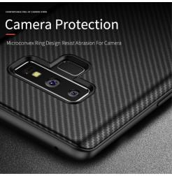 3085 - iPaky Carbon силиконов кейс калъф за Samsung Galaxy Note 9