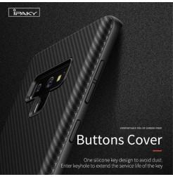 3086 - iPaky Carbon силиконов кейс калъф за Samsung Galaxy Note 9