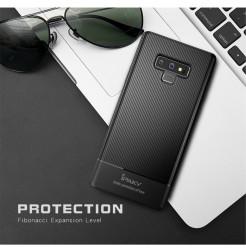3089 - iPaky Carbon силиконов кейс калъф за Samsung Galaxy Note 9