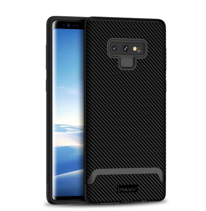 3105 - iPaky Armor Bumper хибриден калъф за Samsung Galaxy Note 9