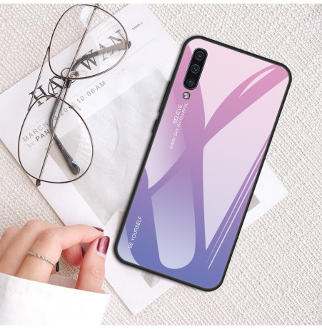 313 - NXE Sky Glass стъклен калъф за Samsung Galaxy A50 / A30s