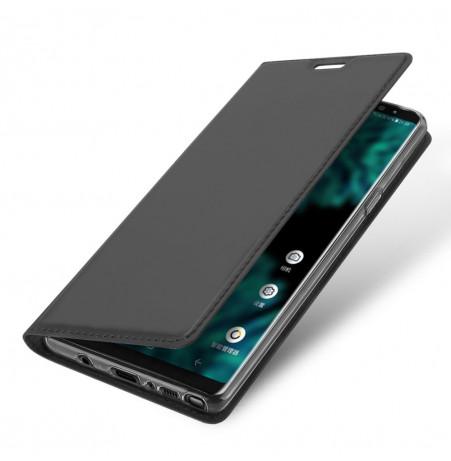 3185 - Dux Ducis Skin кожен калъф за Samsung Galaxy Note 9