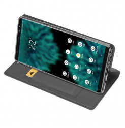 3186 - Dux Ducis Skin кожен калъф за Samsung Galaxy Note 9