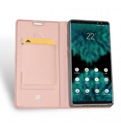 3196 - Dux Ducis Skin кожен калъф за Samsung Galaxy Note 9