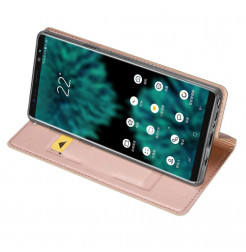 3198 - Dux Ducis Skin кожен калъф за Samsung Galaxy Note 9