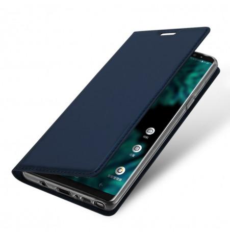 3209 - Dux Ducis Skin кожен калъф за Samsung Galaxy Note 9