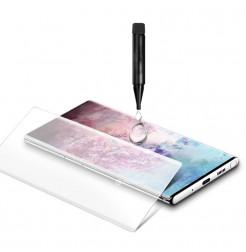 3221 - Blueo Mr Monkey 5D UV стъклен протектор за Samsung Galaxy Note 10