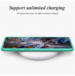 3269 - MadPhone силиконов калъф за Samsung Galaxy Note 10