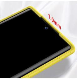3279 - MadPhone силиконов калъф за Samsung Galaxy Note 10