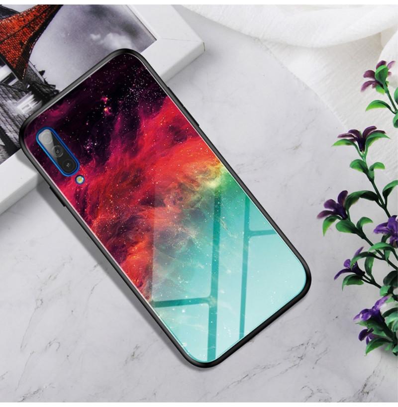 329 - NXE Sky Glass стъклен калъф за Samsung Galaxy A50 / A30s