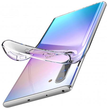 3295 - MadPhone супер слим силиконов калъф за Samsung Galaxy Note 10