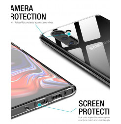 3296 - MadPhone супер слим силиконов калъф за Samsung Galaxy Note 10