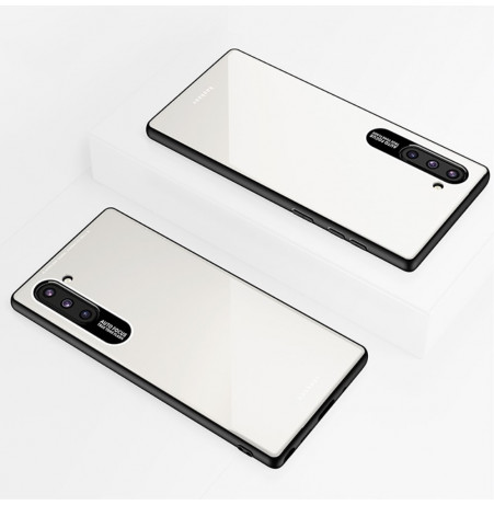 3319 - NXE Sky Glass стъклен калъф за Samsung Galaxy Note 10
