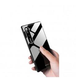 3320 - NXE Sky Glass стъклен калъф за Samsung Galaxy Note 10