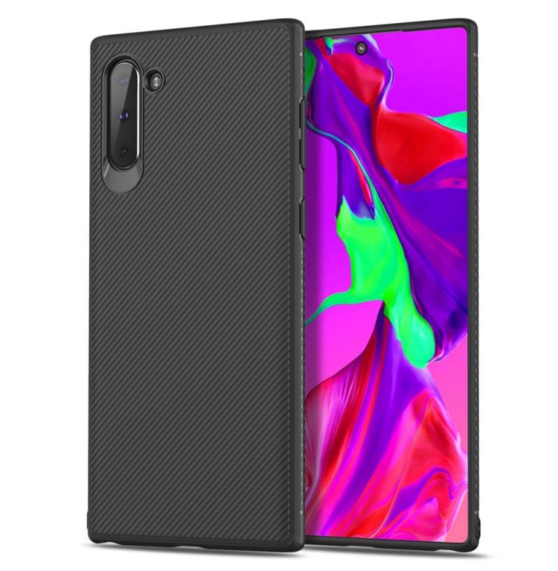 3332 - MadPhone релефен TPU калъф за Samsung Galaxy Note 10