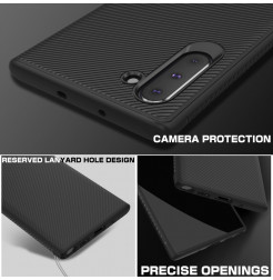 3334 - MadPhone релефен TPU калъф за Samsung Galaxy Note 10