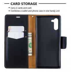 3464 - MadPhone Classic кожен калъф за Samsung Galaxy Note 10
