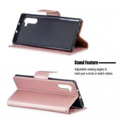 3486 - MadPhone Classic кожен калъф за Samsung Galaxy Note 10