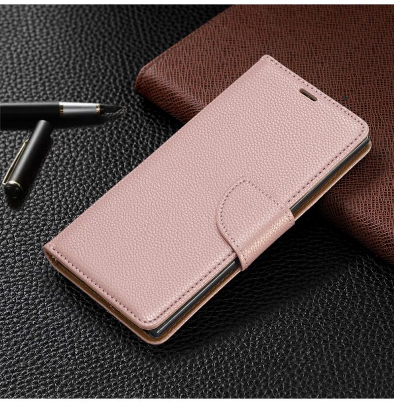 3488 - MadPhone Classic кожен калъф за Samsung Galaxy Note 10