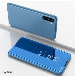 3550 - MadPhone ClearView калъф тефтер за Samsung Galaxy Note 10