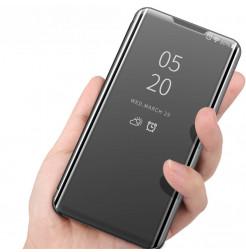 3557 - MadPhone ClearView калъф тефтер за Samsung Galaxy Note 10