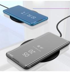 3558 - MadPhone ClearView калъф тефтер за Samsung Galaxy Note 10