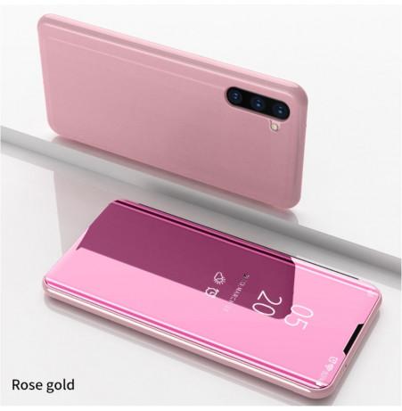 3562 - MadPhone ClearView калъф тефтер за Samsung Galaxy Note 10