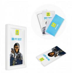 3582 - Blueo Mr Monkey 3D стъклен протектор за целия дисплей Samsung Galaxy Note 10+ Plus