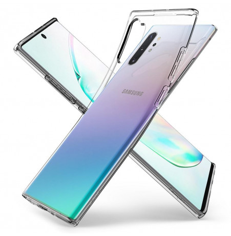 3624 - Spigen Liquid Crystal силиконов калъф за Samsung Galaxy Note 10+ Plus
