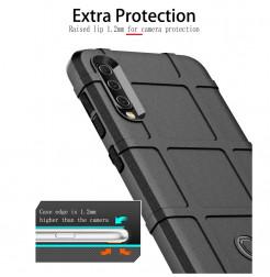 366 - MadPhone Shield силиконов калъф за Samsung Galaxy A50 / A30s