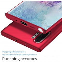3676 - MadPhone силиконов калъф за Samsung Galaxy Note 10+ Plus