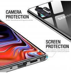 3682 - MadPhone супер слим силиконов калъф за Samsung Galaxy Note 10+ Plus