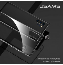 3689 - Usams супер слим силиконов калъф за Samsung Galaxy Note 10+ Plus