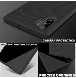 3700 - MadPhone релефен TPU калъф за Samsung Galaxy Note 10+ Plus