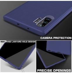 3724 - MadPhone релефен TPU калъф за Samsung Galaxy Note 10+ Plus