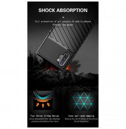3748 - MadPhone Thunder силиконов кейс за Samsung Galaxy Note 10+ Plus