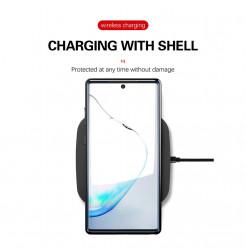 3750 - MadPhone Thunder силиконов кейс за Samsung Galaxy Note 10+ Plus