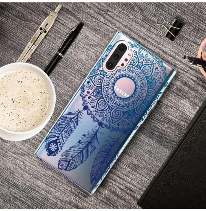 3760 - MadPhone Art силиконов кейс с картинки за Samsung Galaxy Note 10+ Plus